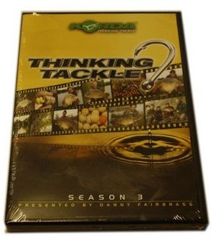 Korda Thinking Tackle Season 3 Episode 5, ловля карпа